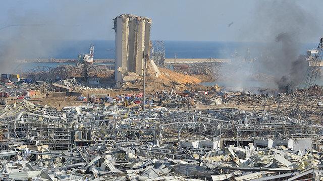 Beyrut Limanı'ndaki patlama: Lübnan'da devletin ve bir yönetimin bulunmadığının kanıtı