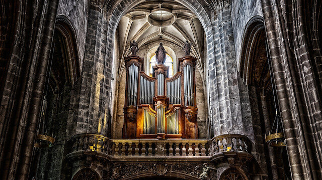 Geçen yıl çıkan yangında büyük zarar gören Notre Dame Katedrali'ndeki 'org' 4 yılda temizlenecek