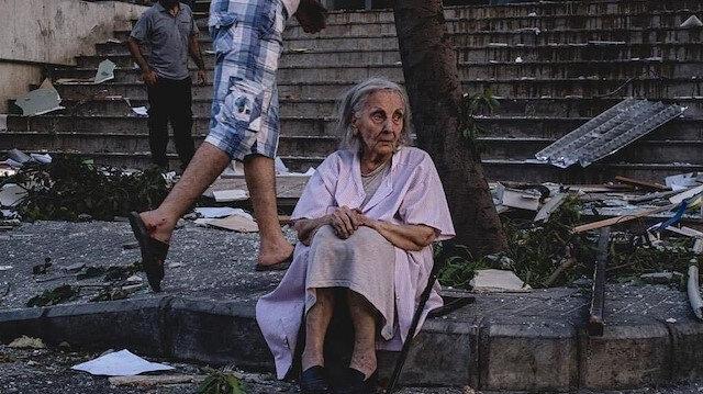 Beyrut'taki patlamada ölü sayısı 135'e yükseldi: Enkaz altında onlarca kayıp var