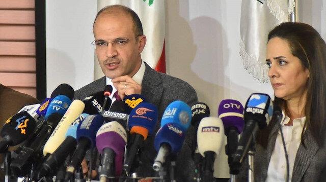 Ekonomik krizde olan Lübnan'ın Sağlık Bakanı'ndan uluslararası yardım çağrısı