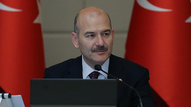 İçişleri Bakanı Soylu: Yarın bugüne kadar yaptığımız en yoğun denetimi gerçekleştireceğiz
