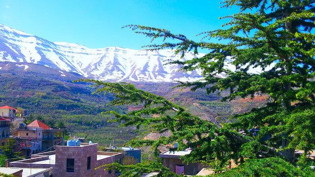 Beyazlar ülkesi: Lübnan
