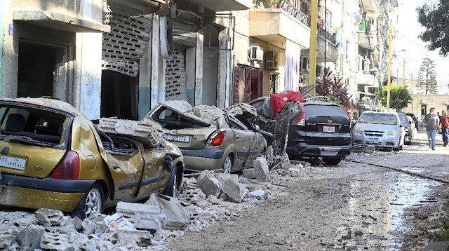 Lübnan Gümrük Genel Müdürü Zahir: Beyrut Limanı'ndaki patlayıcı maddelerin oluşturduğu tehlike için 6 kez yargıya başvuruda bulunduk