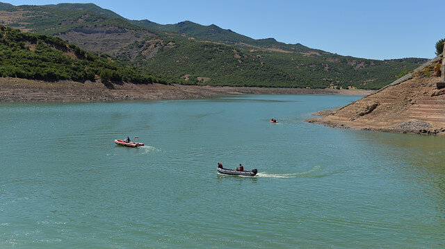 Kayıp Gülistan için seferberlik: Baraj gölü minimum seviyeye düşürüldü, her yerde onu arıyorlar