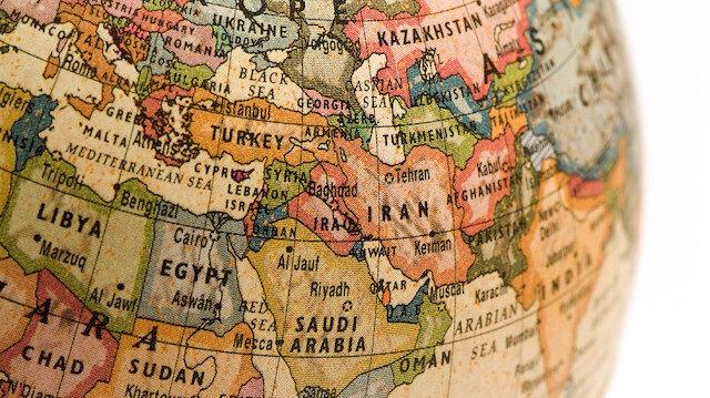 Ortadoğu neresi?