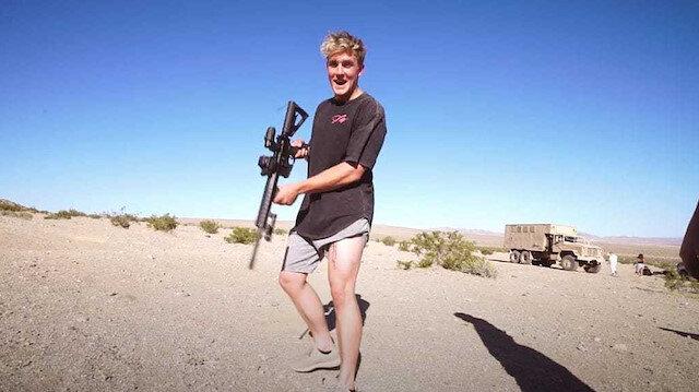 FBI ünlü Youtuber'ın evini bastı: Yağmaya karıştığı iddiası gündemde