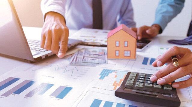 Kredili konut satışı yüzde 1000 arttı