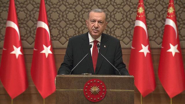 Cumhurbaşkanı Erdoğan'dan Hiroşima mesajı: Hiroşima, 'yanlışı tekrar etmeme' kararlılığımızın nişanesi olmalı