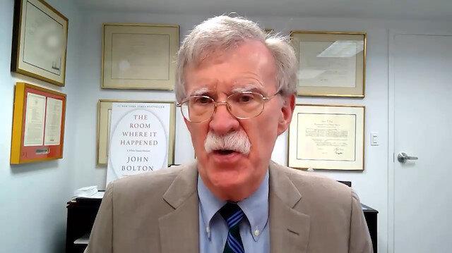 ABD eski Ulusal Güvenlik Danışmanı John Bolton: Trump Erdoğana neden direnemiyor anlayamıyorum