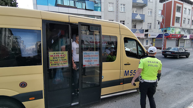 İstanbul'da büyük koronavirüs tedbirleri denetimi başladı: Genelge dün yayımlandımıştı