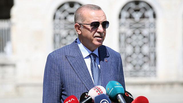 Bahçeli'nin Akşener daveti üzerine Cumhurbaşkanı Erdoğan: Birlik ve beraberliğin tesisine yönelik bir adım