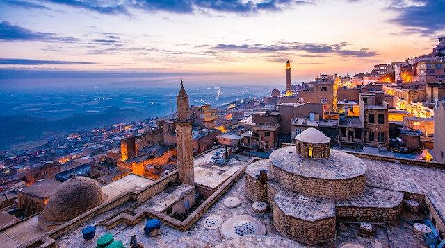 Mezopotamya'nın kalbinde: Mardin
