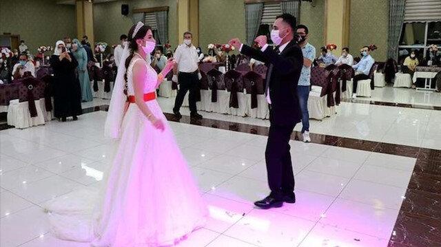 Bakanlıktan yeni genelge: Düğün ve nişanlara denetim