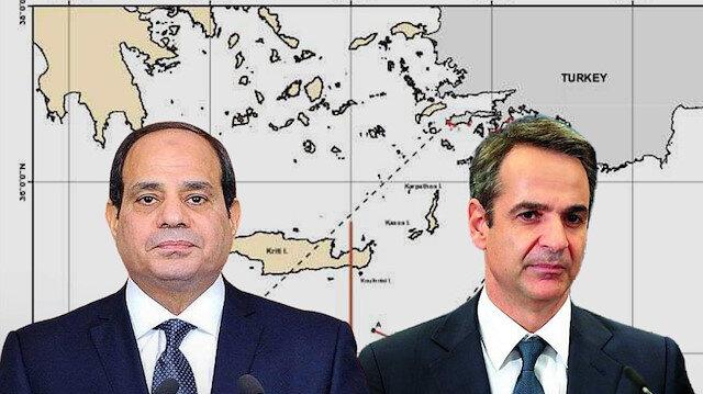 Mısır - Yunan antlaşması Türkiye'ye karşı atılmış bir adım