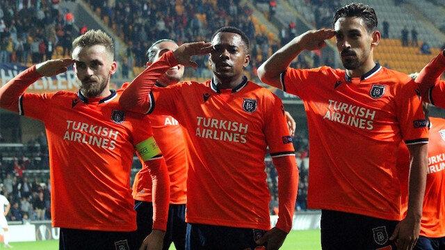 Başakşehir'de ayrılık: Yıldız futbolcu veda etti