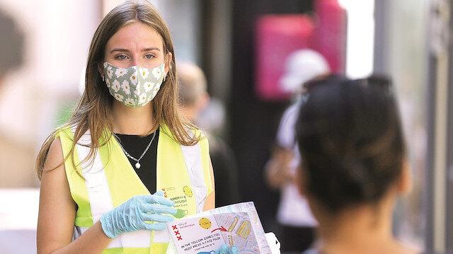 Avrupa'da maske zorunluluğu: Cezalar 6 bin avroya kadar çıkıyor