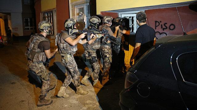 Adana'da PKK'nın gençlik yapılanmasına operasyon: 13 kişi gözaltına alındı
