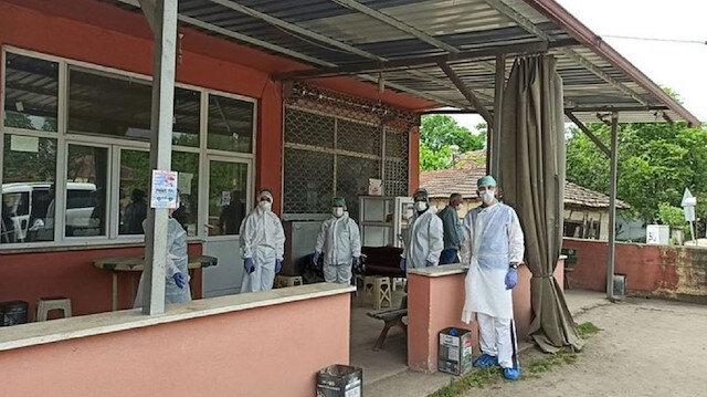 Taziye evleri virüsü yaydı