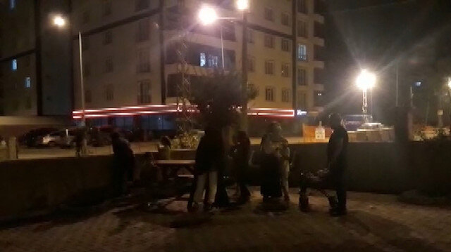 Bitlis'de 4,6 büyüklüğünde deprem meydana geldi: Deprem sonrası ilk görüntüler