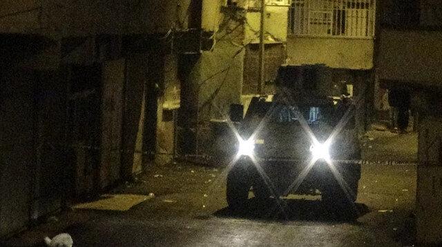 Diyarbakır'da el yapımı patlayıcı ile saldırı girişimi