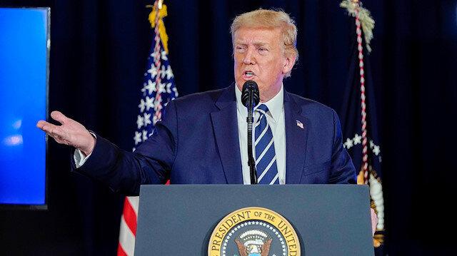 ABD Başkanı Trump: Rusya'nın Oval Ofis'te görmek istediği en son kişiyim