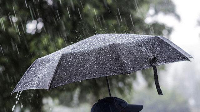 Meteoroloji uyarıda bulundu: Güneybatı kesimlerinde kuvvetli sağanak bekleniyor