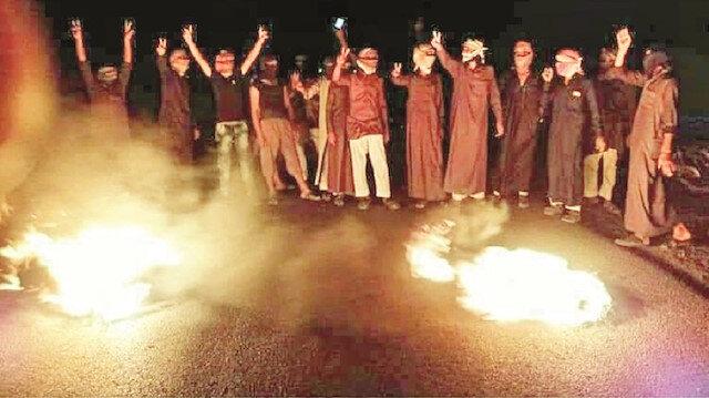O proje çöktü: Deyrizor'da ayaklanan aşiretler PKK ile çatışıyor