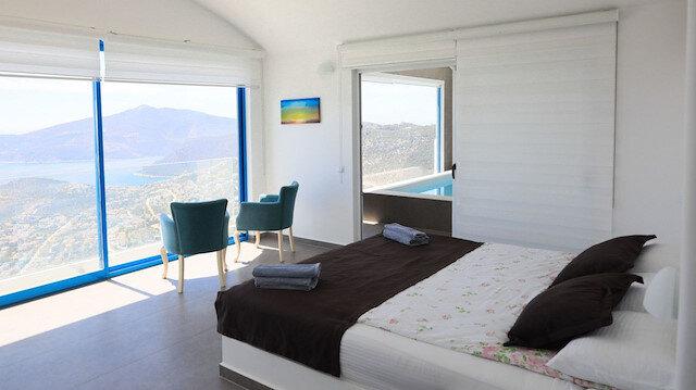 Otellerde doluluk yüzde 30'a düştü günlük kiralık ev uçuşa geçti