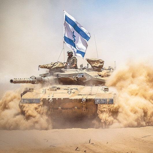 İsrail'in Suriye iç savaşında oyun planı