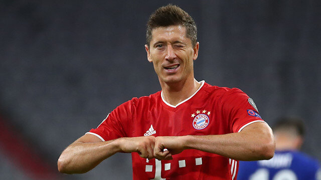 Lewandowski şov yaptı, Bayern Chelsea'yi dağıttı (ÖZET)