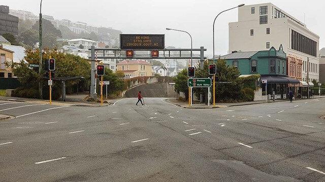 Yeni Zelanda'da 100 gündür toplum içinde koronavirüs vakası kaydedilmedi