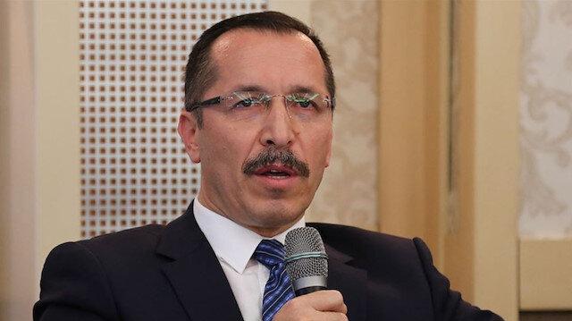 YÖK, Pamukkale Üniversitesi Rektörü Hüseyin Bağ'ın görevinden uzaklaştırıldığını açıkladı