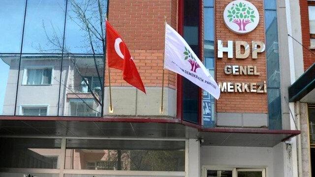 HDP'de yeni taciz skandalı