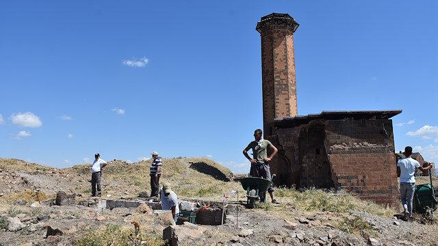 Anadolu'daki ilk Türk camisi Ebul Menuçehr