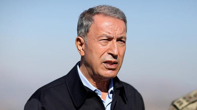 Millî Savunma Bakanı Hulusi Akar'dan Doğu Akdeniz mesajı: Hiçbir projenin şansı yok