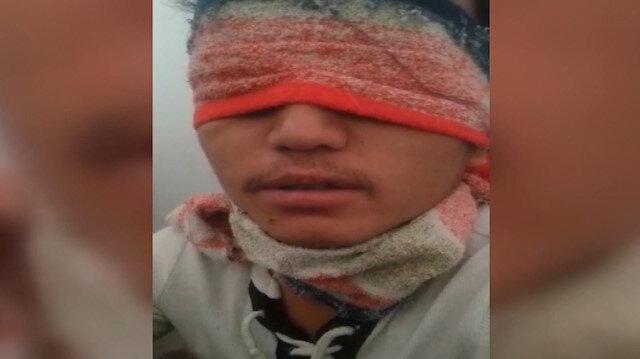Ankara'da 15 bin dolar fidye için kaçırılan Afgan kurtarıldı