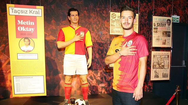 Oğulcan Çağlayan Galatasaray'da: Buraya gelmenin hayaliyle yaşadım