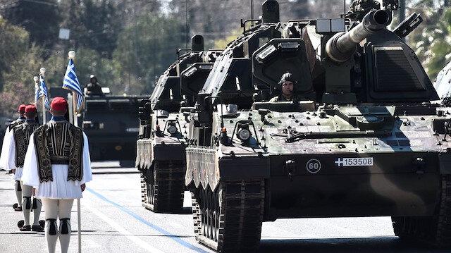 Yunan basınından uçak kaldıramayan orduya Akdeniz gazı: F-16'lar hazır