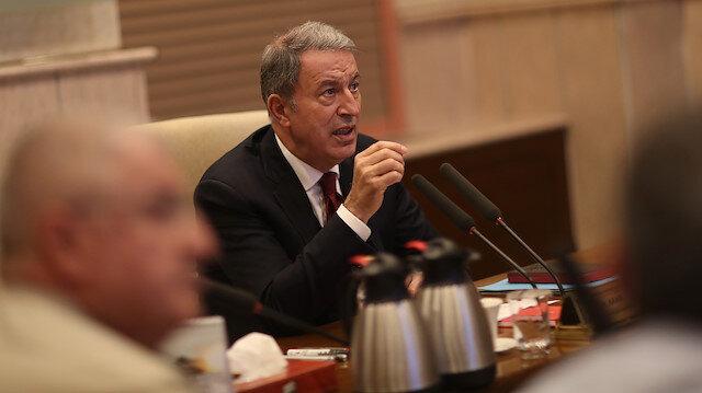 Milli Savunma Bakanı Akar başkanlığındaki Türk askeri heyeti Azerbaycan'a gidiyor
