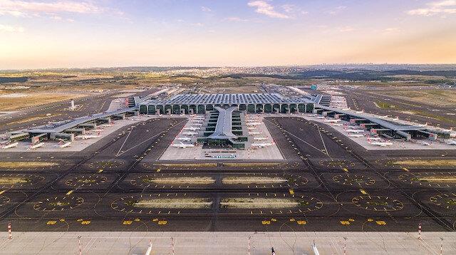 Dünyada ilk alan İstanbul Havalimanı oldu: Kovid-19 salgınında büyük başarı