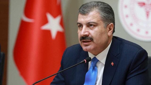 Sağlık Bakanı Fahrettin Koca 12 Ağustos koronavirüs sonuçlarını açıkladı: Ölü sayısı 18, vaka sayısı 1212