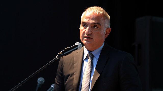Kültür ve Turizm Bakanı Ersoy, Galata Kulesi'ne ilişkin iddiaları yalanladı