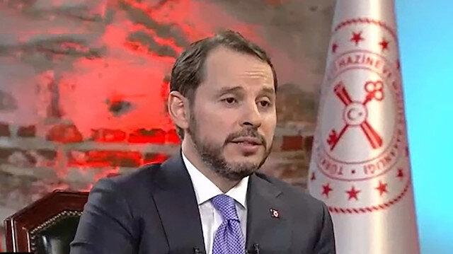Bakan Albayrak: Birileri Doğu Akdeniz'i şirketlere paylaştırırken biz oturup susacağız öyle mi?