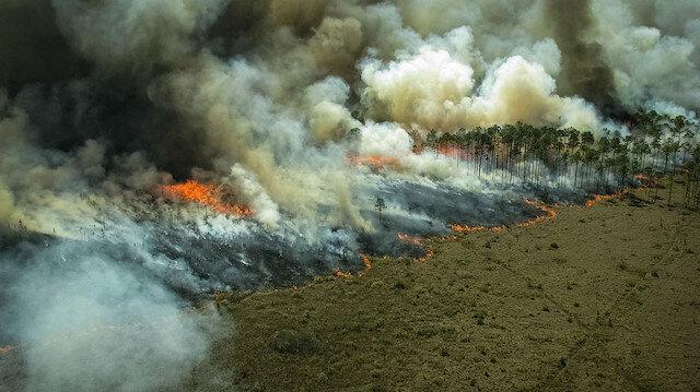 Amazon yangınları geri döndü: Bolsonaro koltuğunda kaldıkça da devam edebilir