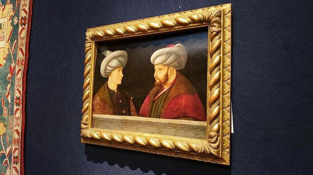 Fatih'in tablosu kargoyla gelecek: İBB 6.5 milyon TL'ye satın almıştı