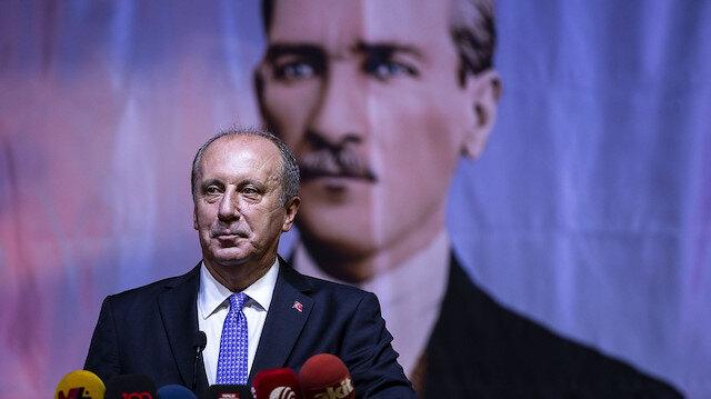 CHP'den İnce'nin tüm iddialarına yalanlama: Dünürü bile aday oldu