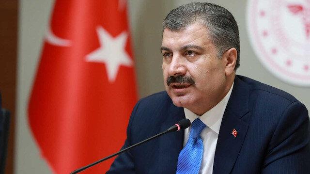 Sağlık Bakanı Fahrettin Koca 13 Ağustos koronavirüs sonuçlarını açıkladı: Ölü sayısı 21, vaka sayısı 1243