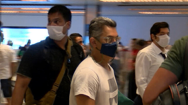 Ünlü aktör Aamir Khan, yeni filminin mekan seçimi için İstanbul'a geldi