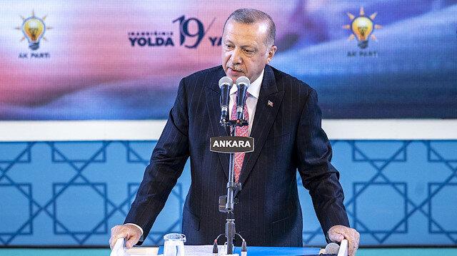 Cumhurbaşkanı Erdoğan: Oruç Reis'e saldıracak olursanız bedelini ağır ödeyeceksiniz