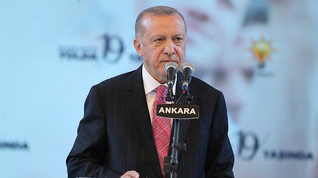 Cumhurbaşkanı Erdoğan: AK Partili kadınlara hakaret edilmesine sessiz kalmayacağız